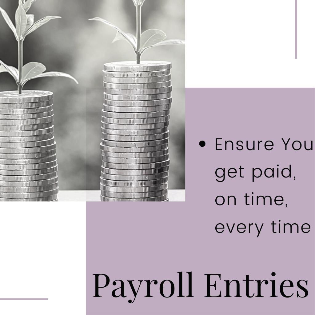 Payroll Entries